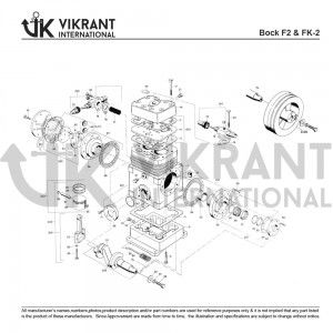 Base plate gasket 5045 Replacement